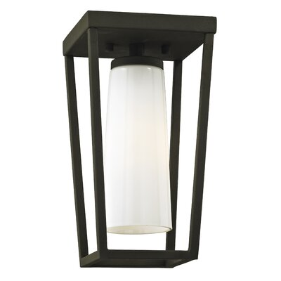 Oaks 1-Light Semi Flush Mount