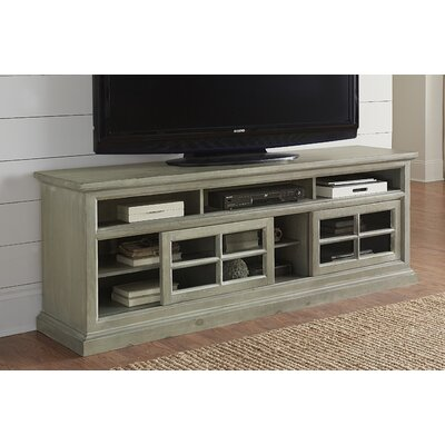 Alessandro TV Stand Width of TV Stand: 74