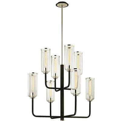 Oakwood 8-Light Candle-Style Chandelier