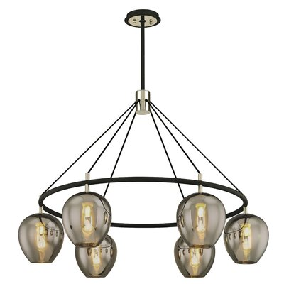 Hatley 6-Light Candle-Style Chandelier
