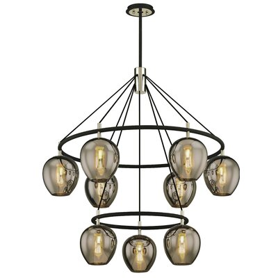 Hatley 9-Light Candle-Style Chandelier
