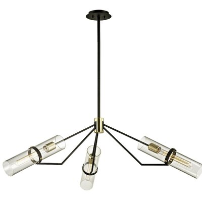 Easley 3-Light Sputnik Chandelier