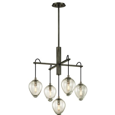 Hathorn 5-Light Cluster Pendant