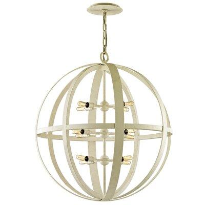 Eason 12-Light Globe Pendant