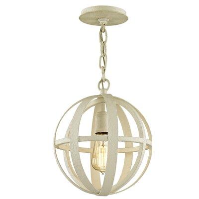 Eason 1-Light Globe Pendant