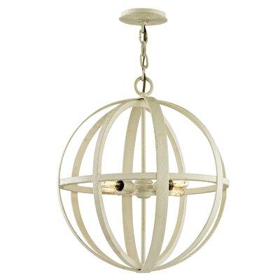 Eason 4-Light Globe Pendant