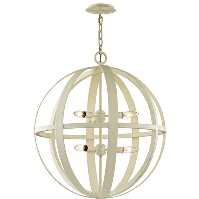 Eason 6-Light Globe Pendant