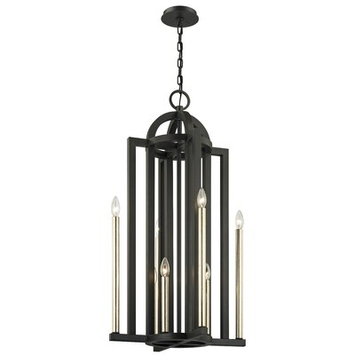 Hatton 8-Light Foyer Pendant