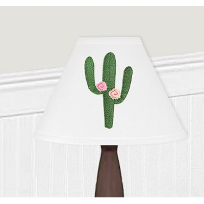 Cactus Floral 10 Fabric Empire Lamp Shade