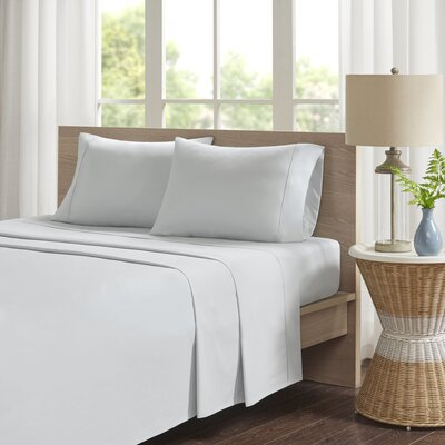 Eliason Sheet Set Size: Queen, Color: Khaki