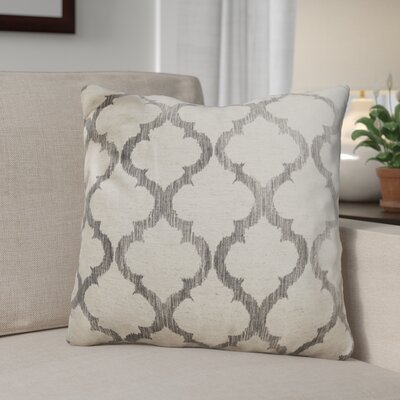 Fullwood Linen Throw Pillow Color: Gemstone