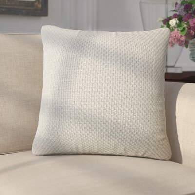 Amaryllis Solid Down Filled Throw Pillow Size: 24 x 24