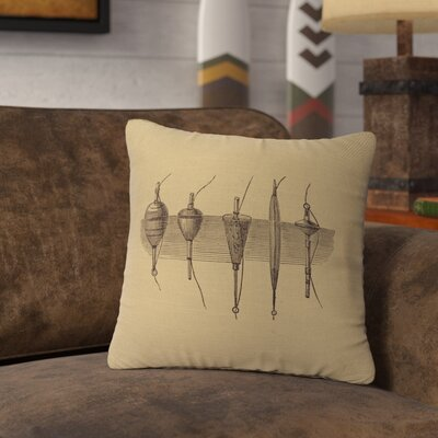 Nadler Throw Pillow Color: Straw