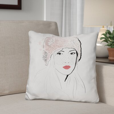 Irizarry Jacqueline Throw Pillow
