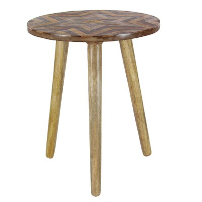 Point Arena Contemporary End Table