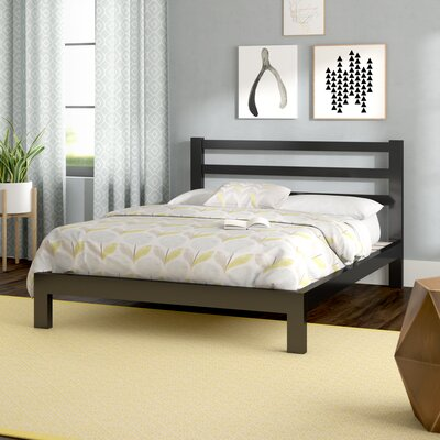 Avey Platform Bed Size: Queen