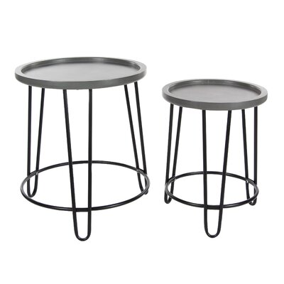 Perryville 2 Piece Nesting Tables