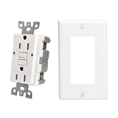 Builderselects Duplex Light Switch