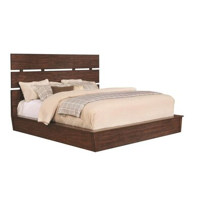 Dilay Platform Bed Size: King