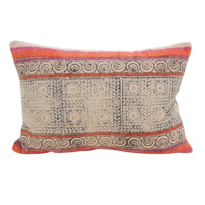 Rupert Twist Accent Down Filled Lumbar Pillow