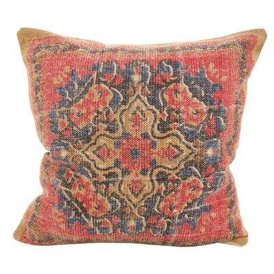 Rupert Mosaic Square Down Filled Throw Pillow
