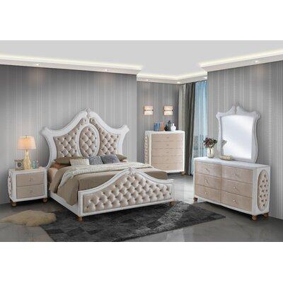 Lees Panel Configurable Bedroom Set