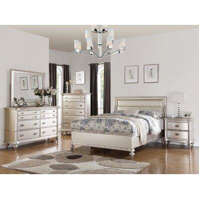 Niemi Platform Configurable Bedroom Set
