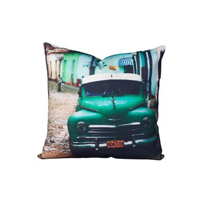 Brekke Cotton Throw Pillow