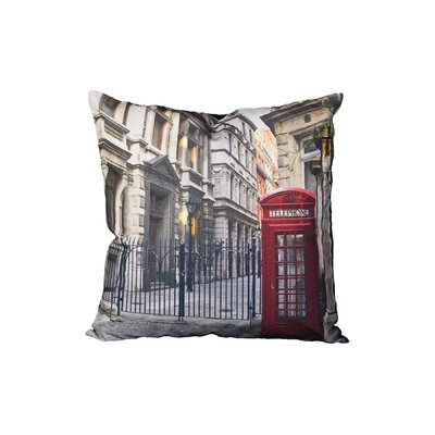 Brough Cotton Throw Pillow