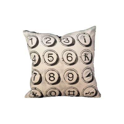 Himes Cotton Throw Pillow