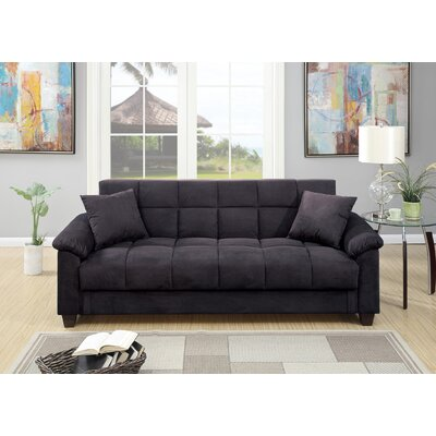 Law-Simmonds Adjustable Sofa Finish: Ebony