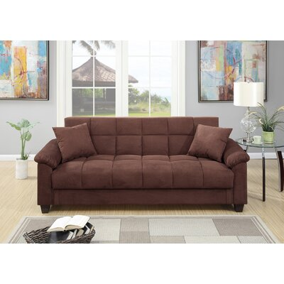 Law-Simmonds Adjustable Sofa Finish: Chocolate
