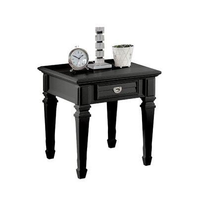 Jurgensen 1-Drawer End Table with Storage