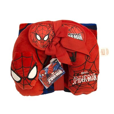 Spiderman 3D Character Travel Gift Set JF16141