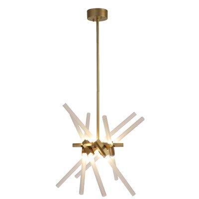 Lechner 1-Light LED Geometric Pendant