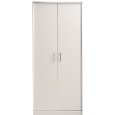 Wittrock Armoire Color: White