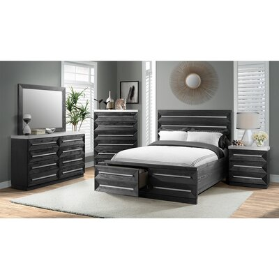 Smidlova Platform Configurable Bedroom Set