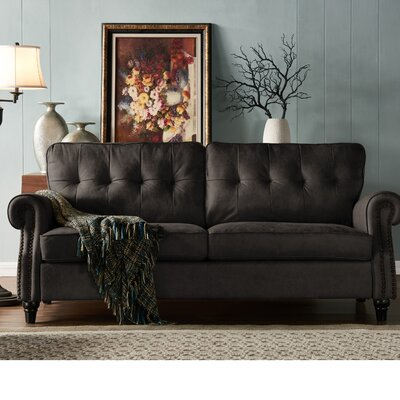 Kentwood Sofa Upholstery: Gray