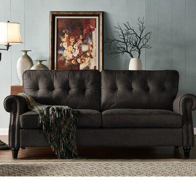 Kentwood Sofa Upholstery: Gray