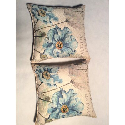 Kinross Linen Throw Pillow