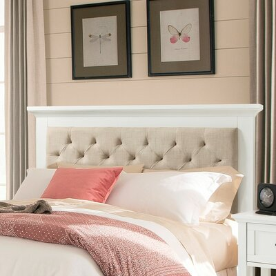 Eibhlin Queen Upholstered Panel Headboard