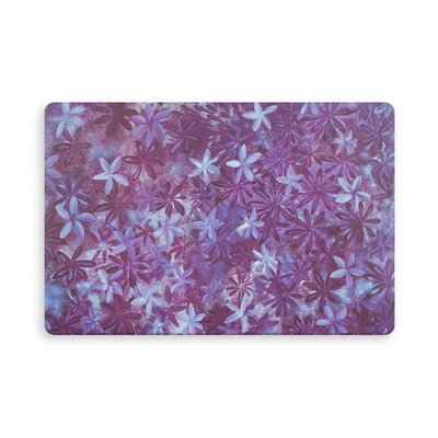Hiles Flower Spree Indoor/Outdoor Doormat Mat Size: Rectangle 16 x 23