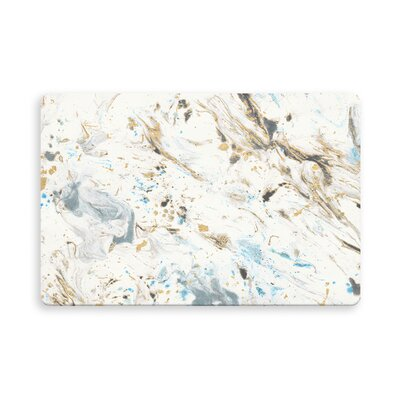 Feingold Marbled Indoor/Outdoor Doormat Mat Size: Rectangle 16 x 23