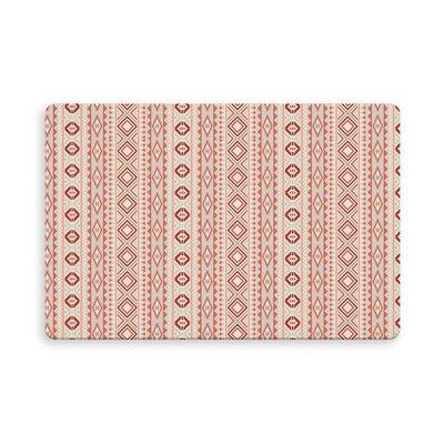 Tillery Indoor/Outdoor Doormat Mat Size: Rectangle 26 x 42, Color: Tan