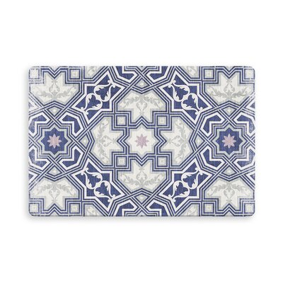 Aimee Reiber Indoor/Outdoor Doormat Mat Size: Rectangle 16 x 23