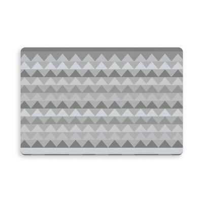 Gavin Manske Indoor/Outdoor Doormat Mat Size: Rectangle 16 x 23, Color: Gray