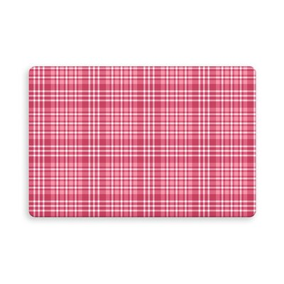 Hilger Plaid Indoor/Outdoor Doormat Mat Size: Rectangle 26 x 42