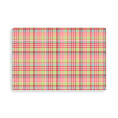 Mollien Bothwell Plaid Indoor/Outdoor Doormat Mat Size: Rectangle 16 x 23