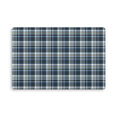 Hogan Rosner Plaid Indoor/Outdoor Doormat Mat Size: Rectangle 2'6