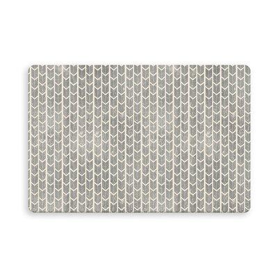 Deutsch Indoor/Outdoor Doormat Mat Size: Rectangle 26 x 42
